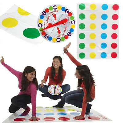 Fun Family Finger Twister Board Mini Version Table For 2 Party playersNEW G G6Y3