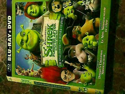 Shrek Forever After  - Blu Ray Size - Slip Cover Only