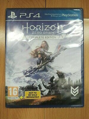 Horizon Zero Dawn: Complete Edition Neu & OVP Playstation PS4