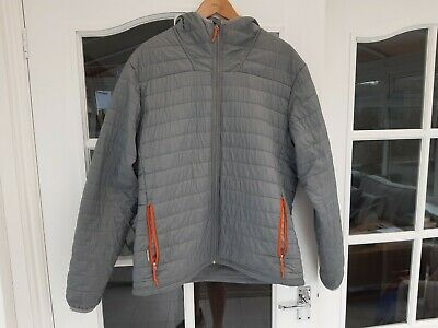 Icebreaker Merino Mens Quilted Jacket Mens size L
