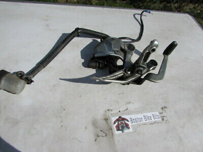 Yamaha Tracer 900 2016 Right Hand Foot-Peg Hanger Assembly Stock No BBB 12337
