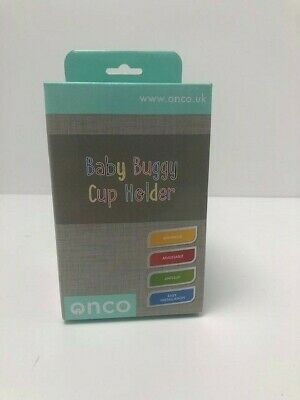 Onco Baby Buggy Cup Holder- BNIB