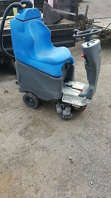 Craftex ride on Floor Sweeper for spares or repairs