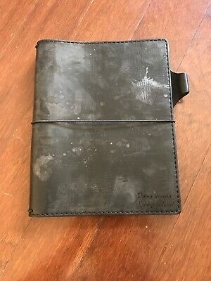 Chic Sparrow travelers notebook Travellers A5 TN Deluxe Odyssey Poseidon