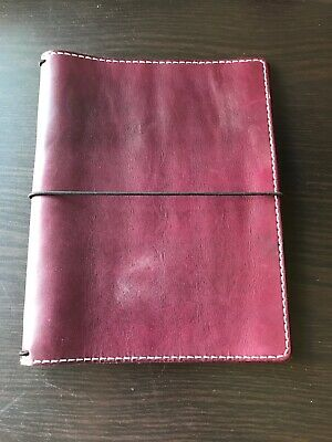 Chic Sparrow travelers notebook American Dream CHV Carie Harlings Violet A5
