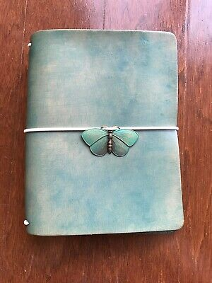 Chic Sparrow travelers notebook American Dream Tranquility A6 Classic Rare