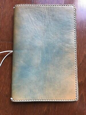 Chic Sparrow travelers notebook American Dream Tranquility Wide Classic Rare