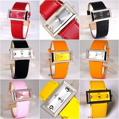 Chic Bright Vintage Boho Retro Cyber 60s 70s 80s Wide Watch Cuff New / Old Stock