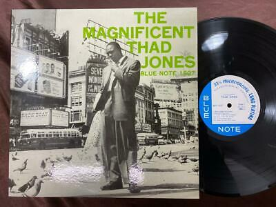 Mint! Thad Jones The Magnificent Blue Note Blp 1527 Mono Japan Lp