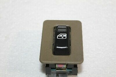 00-02 CHEVY TAHOE SUBURBAN GMC YUKON REAR LEFT SIDE POWER WINDOW SWITCH OEM