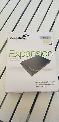 1TB Seagate Expansion USB 3.0 Portable Hard Drive
