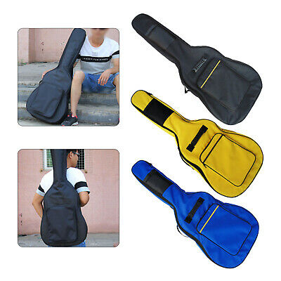 Padded Protective Classical Acoustic Guitar Back Bag Carry Case Holder Full Size