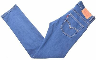LEVI'S Boys 510 Jeans 11-12 Years W28 L28 Blue Cotton Skinny  EO02