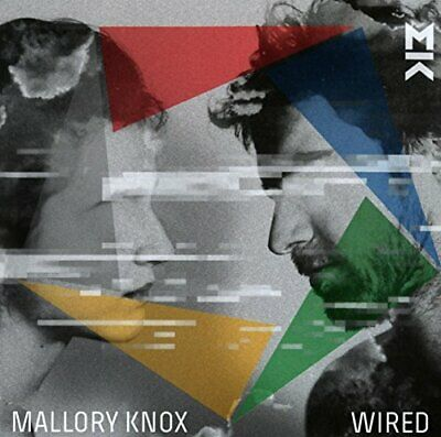 |2684104| Mallory Knox - Wired [CD x 1] New