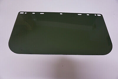 NEW  Safety  Replacement Faceshield  allsafe shield visor Use W/ 103 Headgear