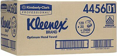 Kleenex 4456 Paper Hand Towel 20 pack Carton (90pcs/pack)