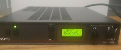 Extron IN1502 Two Input Video Scaler