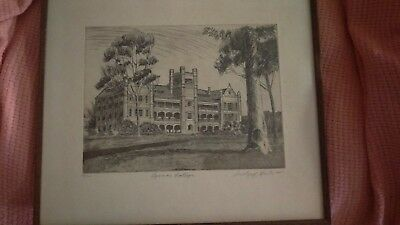 Etchings aquinas college perth