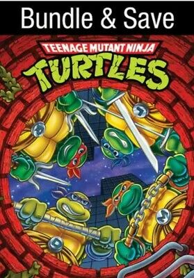 TMNT: The Complete Classic Series Collection SD VUDU INSTAWATCH
