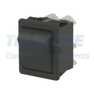 1pcs AE-C1510ABAAA Deviatore ROCKER 2 posizioni SPDT ON-ON 16A//250VAC 20A//28VDC
