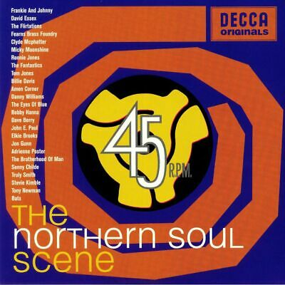 VARIOUS - The Northern Soul Scene (Record Store Day 2019) - Vinyl (2xLP)