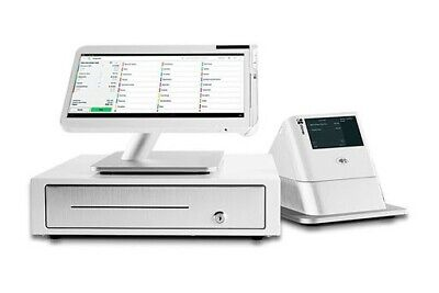 🔥2020 Clover Station POS System Apple-Pay-EMV-Printer- with 0% processing