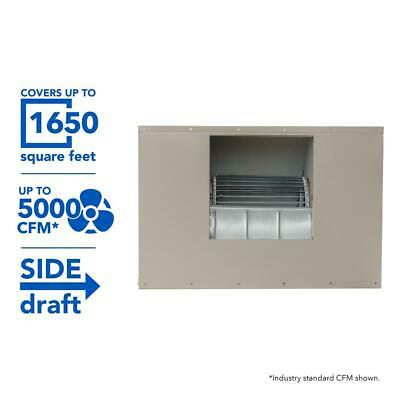NEW MASTERCOOL ASA5112 Ducted Evaporative Cooler 4000 to 5000 cfm, Up to 1600 sq