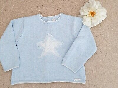 Aged 2-8Yrs Mayoral Boys Jumper with Car Design In Navy 40312