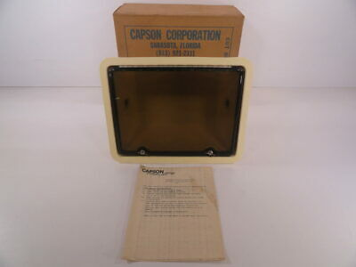 Capson DRB-9136 1-Depth Recorder Box/Access Hatch - Free US Shipping