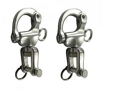 "Tack Swivel Eye Snap Shackle, 2 3/4"" (SET OF 2)"