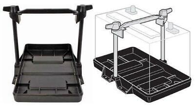 Large Attwood Battery Tray for 27 Series - Boats, Caravans, RVs (BC 2971)