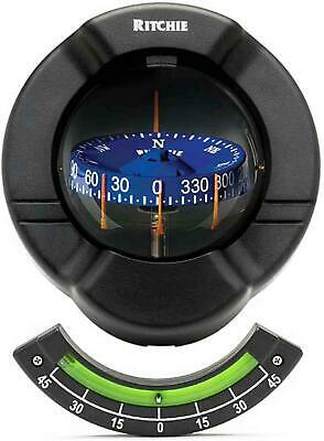 Ritchie SR-2 Venture Mount Compass w/ Clinometer (Zone 1)