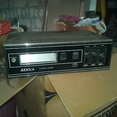 lettore  cassette stereo 8 Audiola
