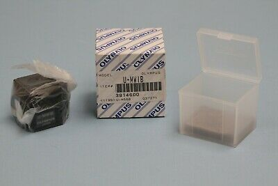 New Olympus Microscope Fluorescence Filter Cube U-MWIB
