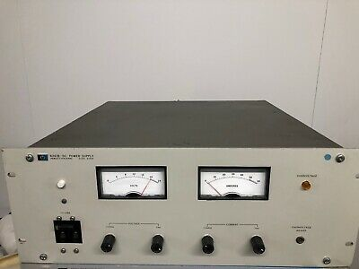 HP 0- 20V 50A Adjustable DC Linear Power Supply 6261B 1KW High Current TX PSU