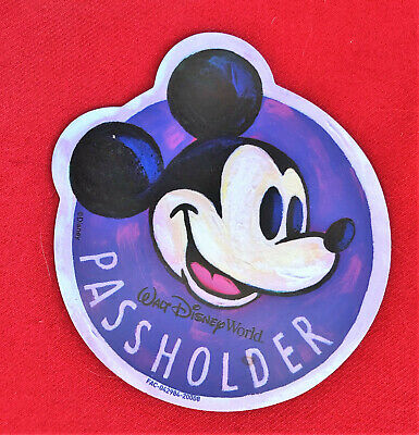 Disney Parks Annual Passholder Mickey Magnet Epcot Festival Of The Arts 2020 13 49 Picclick