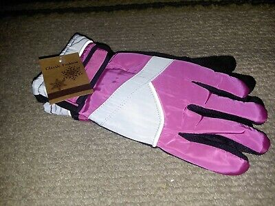 NWT Womens Winter Warm Sports Gloves Thermal Insulated Waterproof