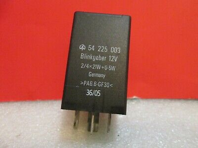 Flasher Relay Relay BMW 54 225 003