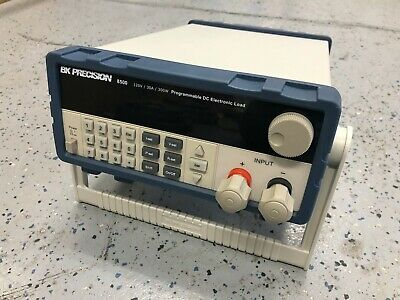 B&K Precision 8500 300W Programmable DC Electronic Load - Excellent condition