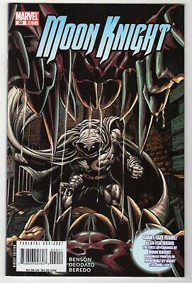 2006 Series Moon Knight #11 July 2007 Marvel NM 9.2