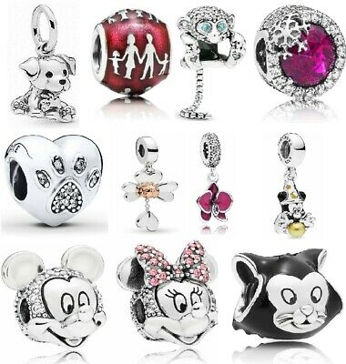 41# Authentic New Genuine PANDORA Charms ALE S925 Sterling Silver Fast 1stClass