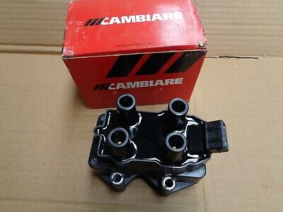 New Genuine Cambiare Ve520089 Ignition Coil Vauxhall Astra Vectra 90458250
