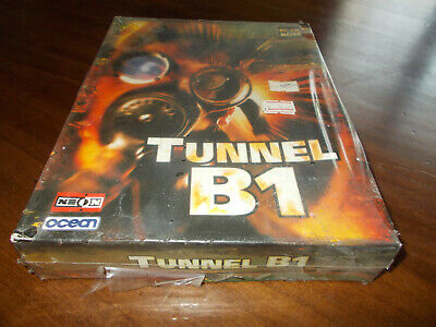 TUNNEL B1 PC BIG BOX SCATOLA CARTONATA  gioco pc game nuovo sigillato