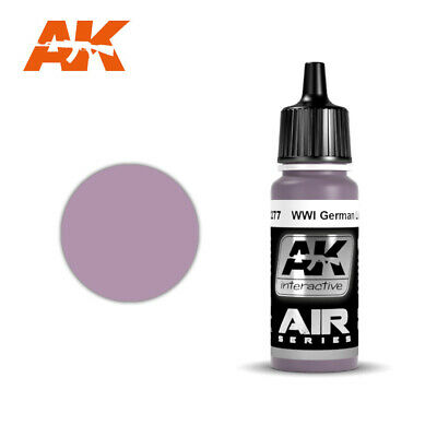 AK Interactive Air Series WWI German Lilac