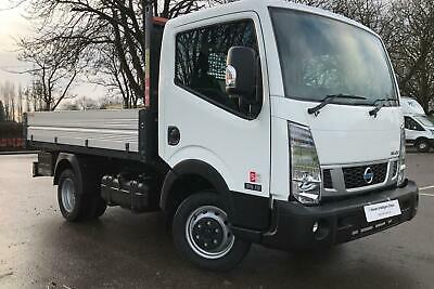 Nissan NT400 CABSTAR DCI 35.13 TIPPER Short Wheel Base Chassis Cab Diesel Manual