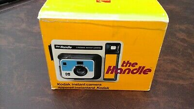 "Kodak ""The Handle"" Instant Camera"
