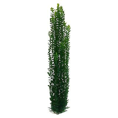 Large Aquarium Or Garden Pond Plastic Plants Approx 100 cms High Green
