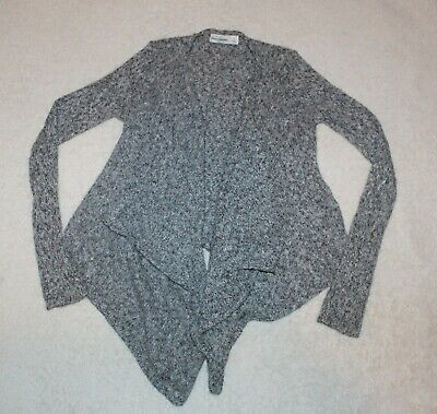 Abercrombie Kids Girls Gray Knit Sweater Size Small S *CLEARANCE*