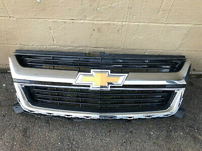 2015-2016 Chevrolet Colorado GMC Canyon Front Bumper Grille Shutter new OEM