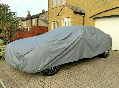 Bentley 8 Saloon 1984-1992 Heavy Duty Fully Waterproof Car Cover Cotton Lined